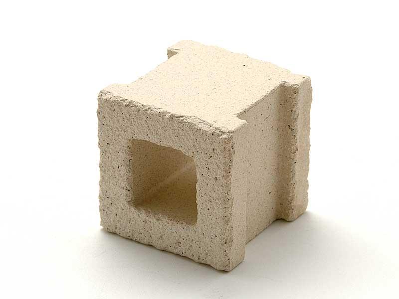 穴あきブロック1個あたり¥154 | タイルライフ アウトレットタイル販売(通販)サイト
