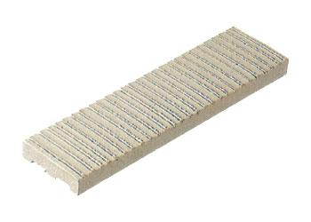湿式製法タイルの面状種類「スクラッチ面」