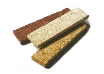 湿式製法タイルの面状種類「クラフト面」