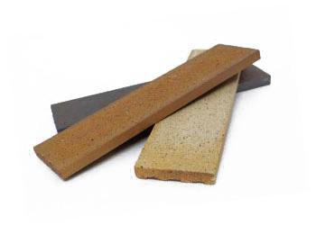 湿式製法タイルの面状種類「ラフ面(粗面)」