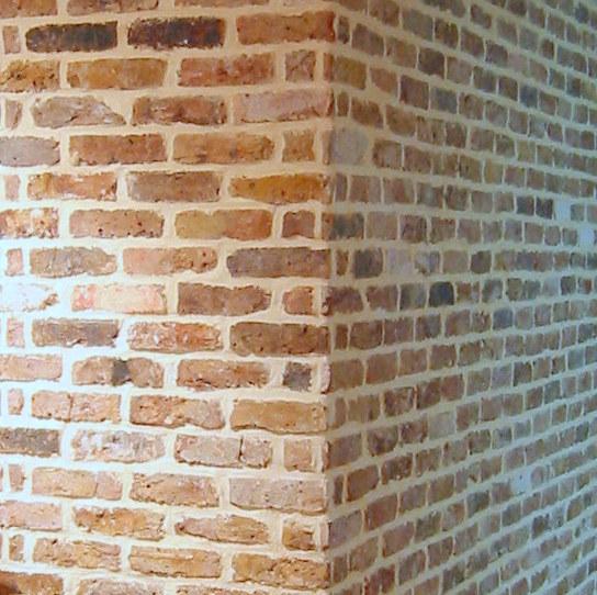 目地の仕上げ例_外壁タイル