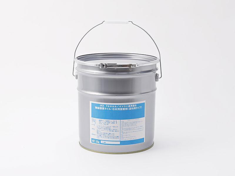 内外装陶磁器質タイル用セメント系接着剤 ペーストタイプ セメンパワー 20kg